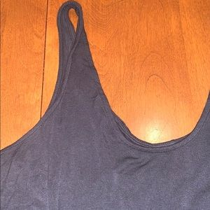 American Eagle Outfitters Tops - American Eagle grey tank size medium